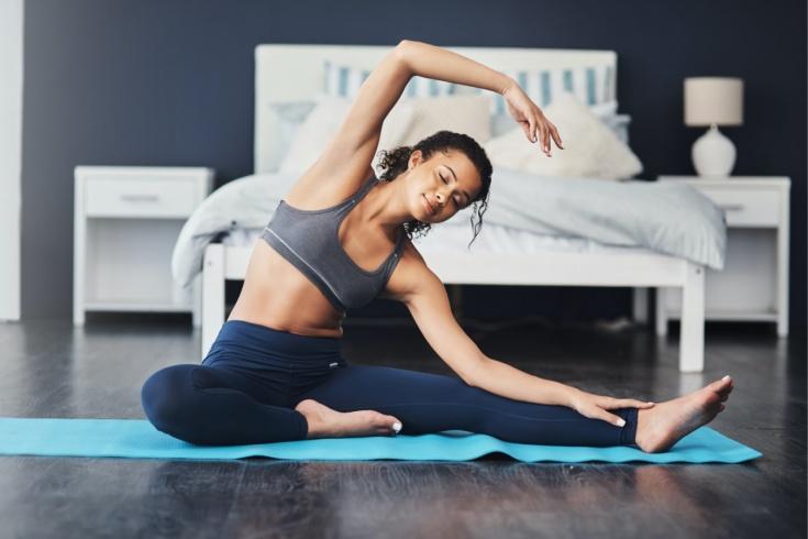 Как делать зарядку дома? Тренировка на укрепление суставов и связок, видео
