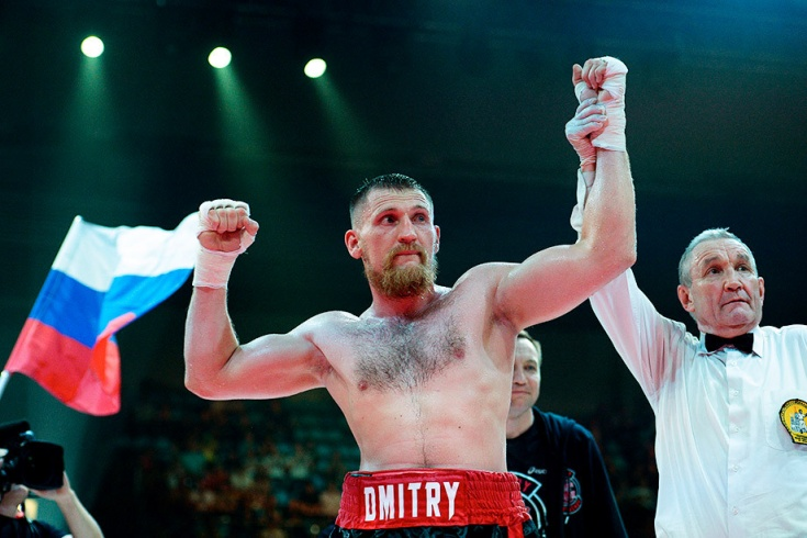 Дмитрий Кудряшов