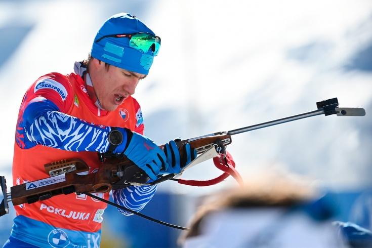 Эдуард Латыпов стал седьмым в гонке преследования на чемпионате мира – 2020