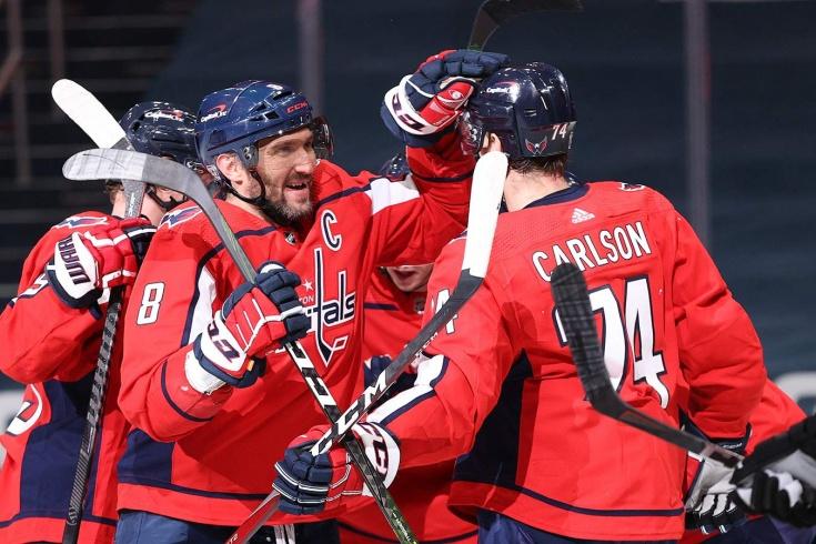 Вашингтон — Баффало — 3:1 – видео, голы, обзор матча регулярного чемпионата НХЛ 2021