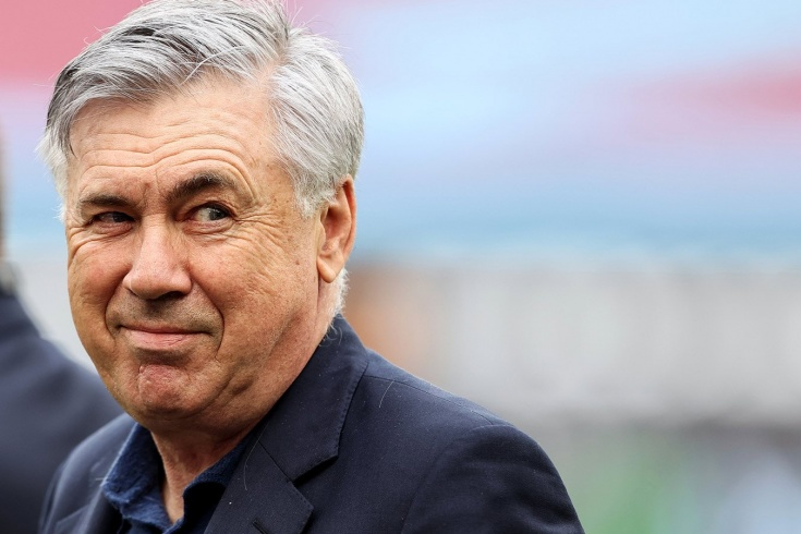 «Реал» назначил Карло Анчелотти главным тренером
