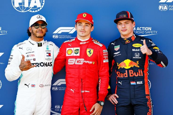 Самые интересные рекорды Формулы-1