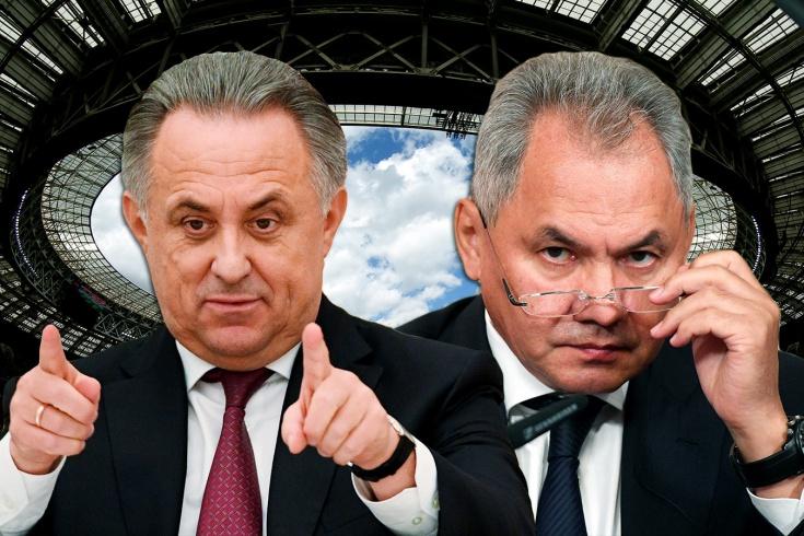 Кандидаты на пост министра спорта России