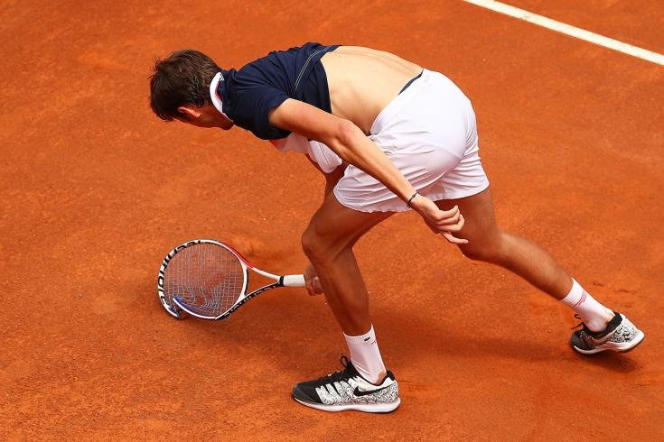 Даниил Медведев снялся с Мастерса в Монте-Карло из-за коронавируса, борьба за 1-е место в рейтинге с Джоковичем отложена