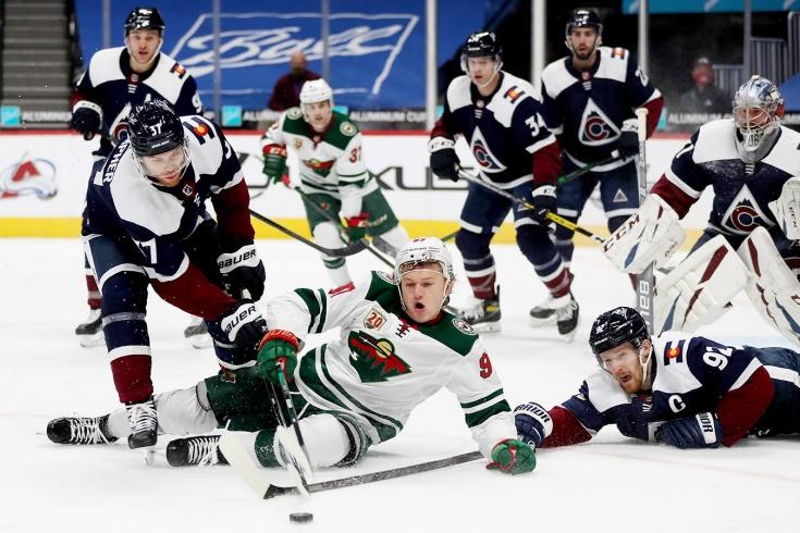 «Колорадо» — «Миннесота» — 6:0, видео, голы, обзор матча чемпионата НХЛ