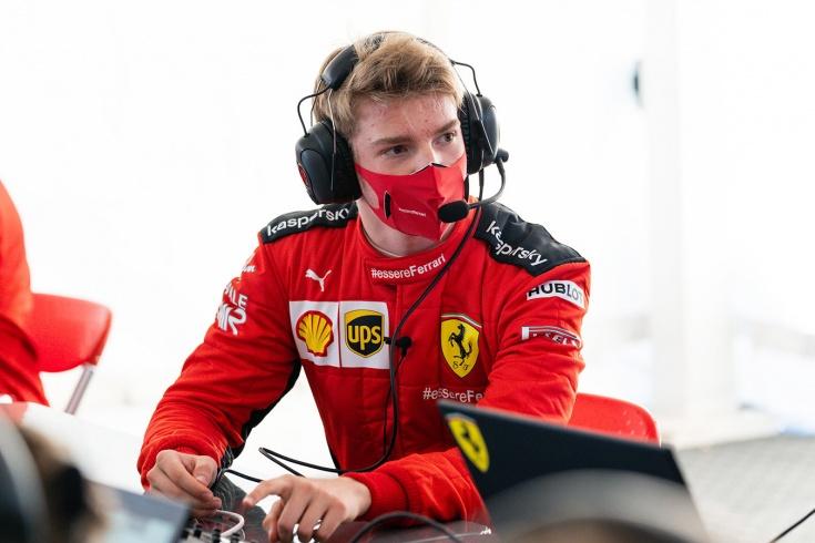 Роберт Шварцман — о сезоне Формулы-2, тестах в Ф-1