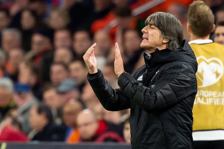 Беларусь — Германия — 0:2, 8 июня 2019, Йоахим Лёв