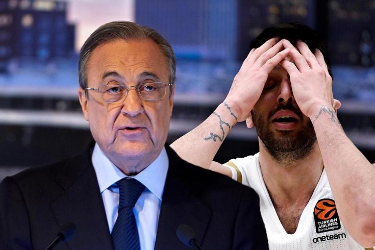 «Реал» испытывает серьёзные проблемы с составом, Факундо Кампаццо, Флорентино Перес