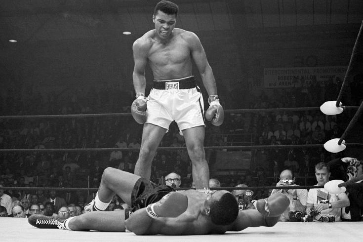 55 лет легендарному нокауту Мохаммеда Али
