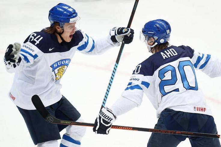 Статистика матчей Россия – Финляндия