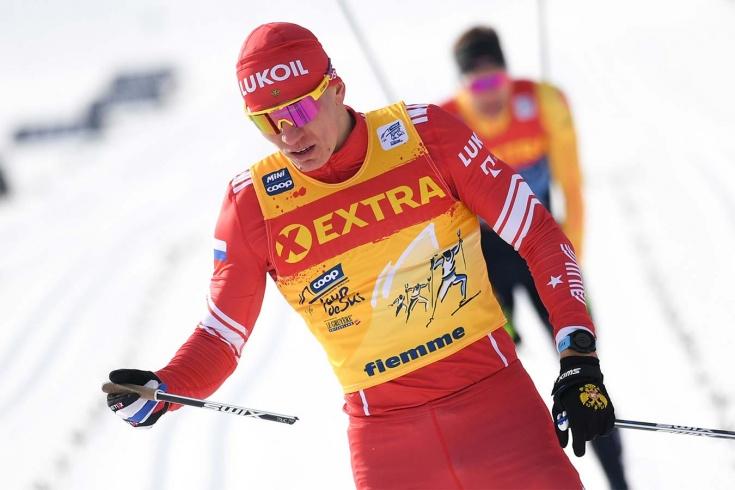Большунов проиграл норвежцам первую гонку Кубка мира по лыжным гонкам – результаты