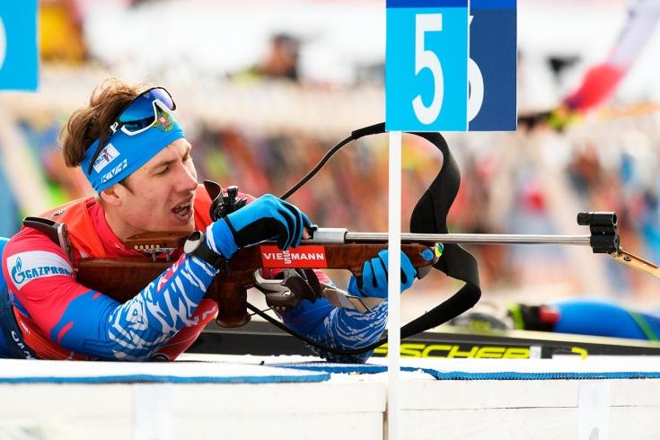 Эдуард Латыпов показал худшую стрельбу в мужском масс-старте, выиграл Йоханнес Бё