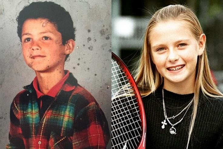 Угадываем спортсмена по детской фотографии