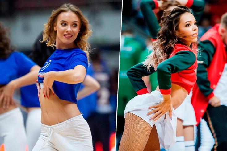 Выбираем лучшую группу поддержки в Единой лиге ВТБ, фото, «Зенит», «Локомотив-Кубань»