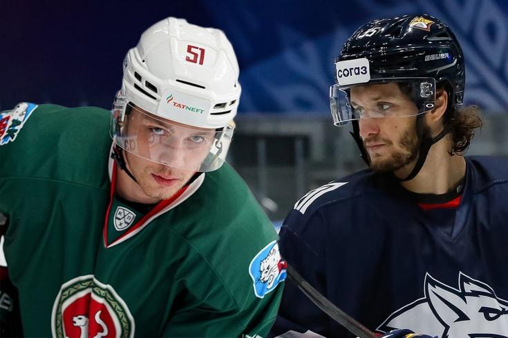 10 российских игроков в КХЛ, от которых ждут прорыва в сезоне-2021/2022