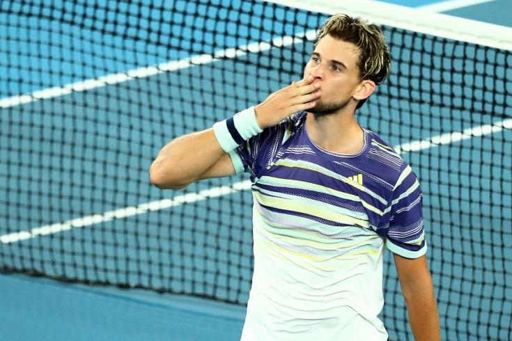 Australian Open 2020, Доминик Тим впервые сыграет в финале «Шлема» на харде
