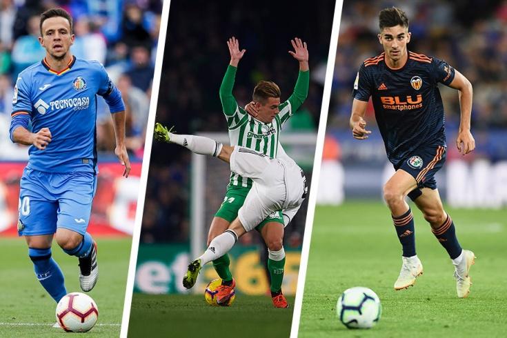 Игроки из Испании, которые могут сменить клуб