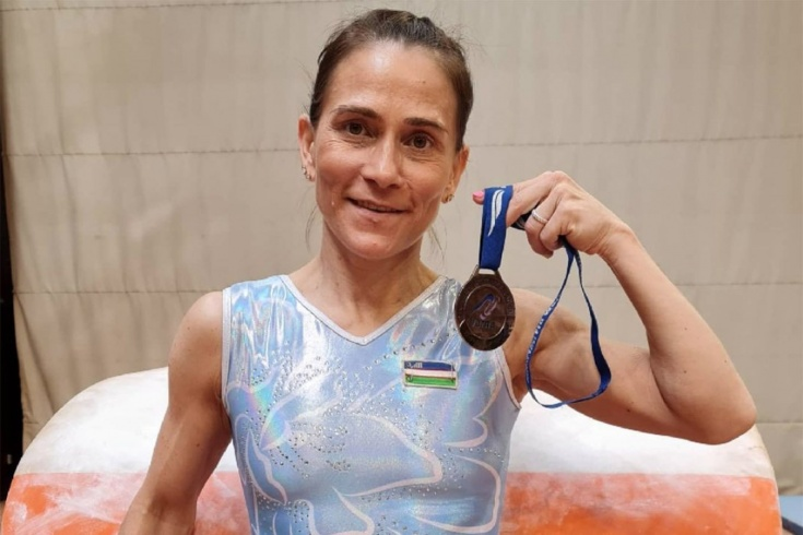 История гимнастки Оксаны Чусовитиной