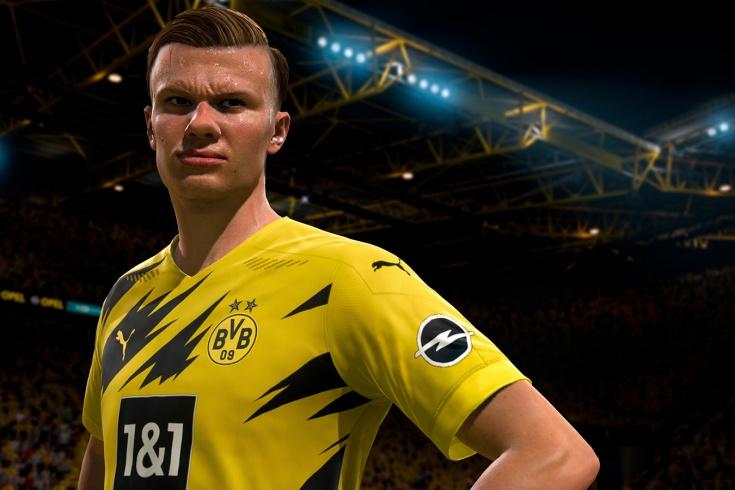 Самые странные показатели в рейтинге FIFA 21
