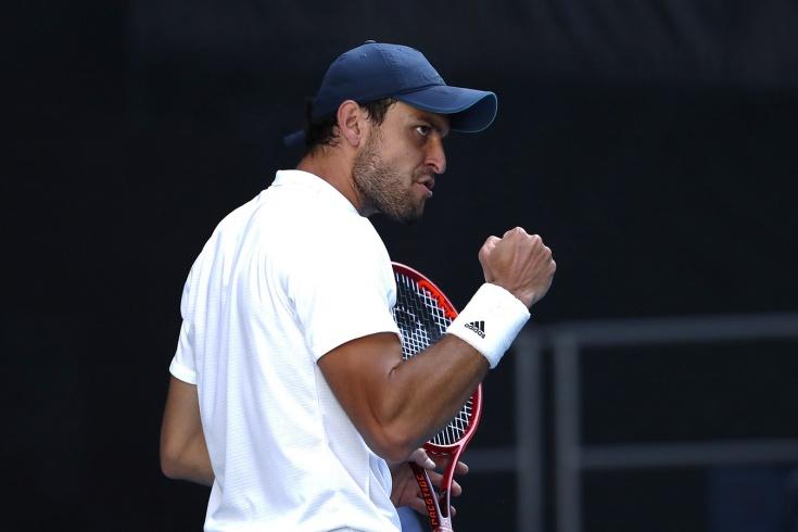 Australian Open – 2021, сенсационная победа Аслана Карацева над игроком топ-10 Диего Шварцманом