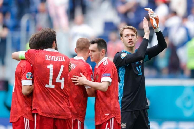 Россия – Дания, почему нашей сборной будет проще