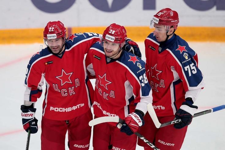ЦСКА – «Динамо» Москва – 2:0
