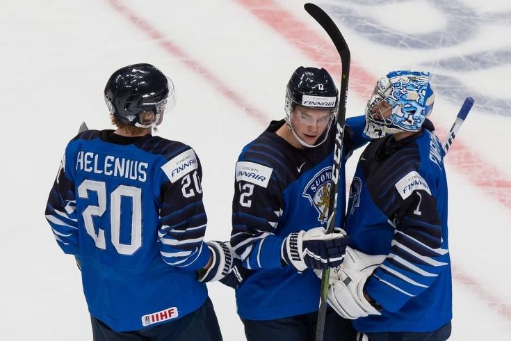 Шведы забили шедевр, а финны совершили крутой камбэк! Теперь Россия попадёт на Канаду?