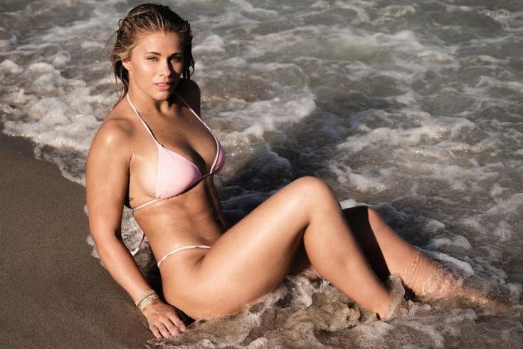 Красота дня, Пейдж Ванзант, лучшие фото бывшей девушки-бойца из UFC