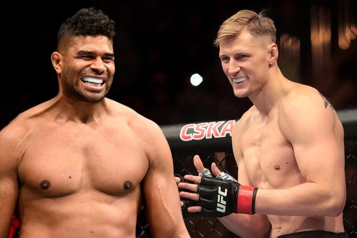 Алистар Оверим – Александр Волков на UFC Fight Pass 184, дата боя, видео