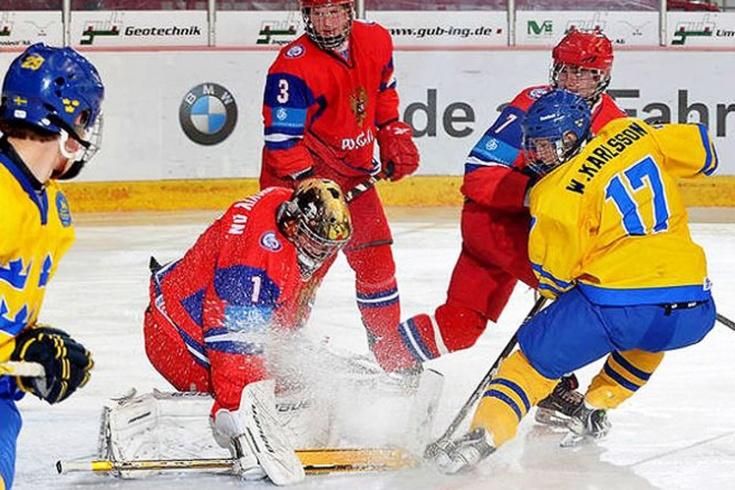 «Беспредел! В спорт вмешивается политика». Как Россию засудили в полуфинале со Швецией на ЮЧМ-2011