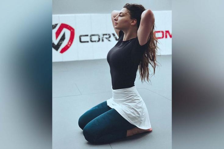 В России Лиана стала чемпионкой-сенсацией. Теперь Волчица дерётся в одном карде с Хабибом