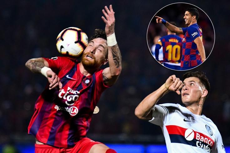 Венесуэльский футболист укусил соперника за голову
