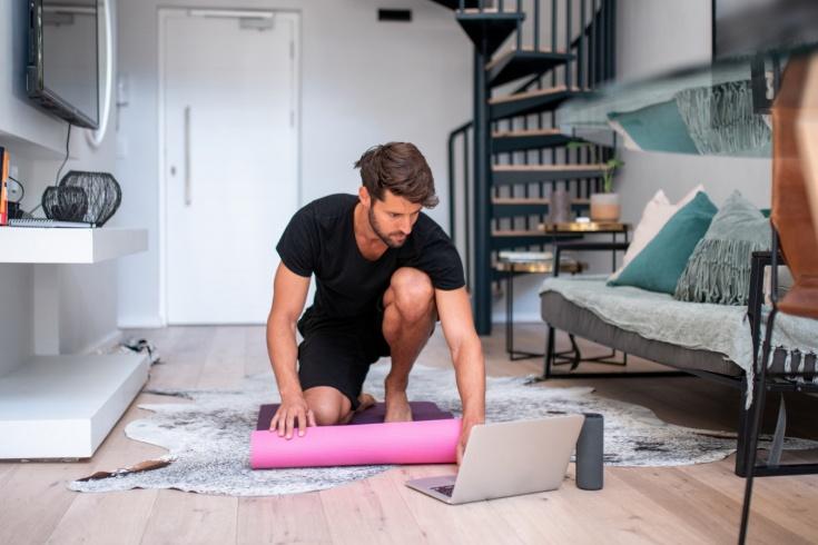 Короткая домашняя тренировка. Как вернуться к тренировкам после новогодних каникул?
