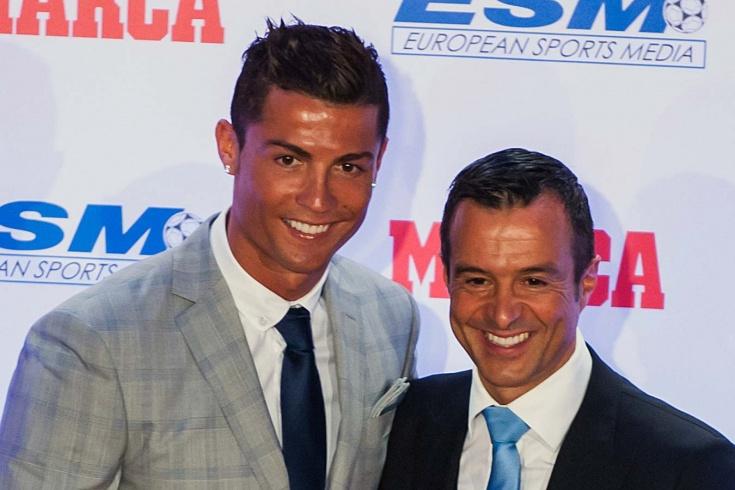 Как агент Роналду захватывал «Реал». Теперь он построил империю в Англии