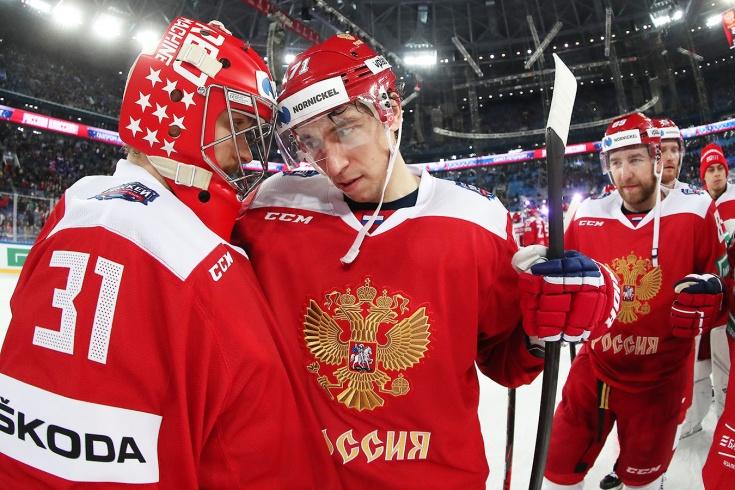Оценки сборной России за Кубок Первого канала