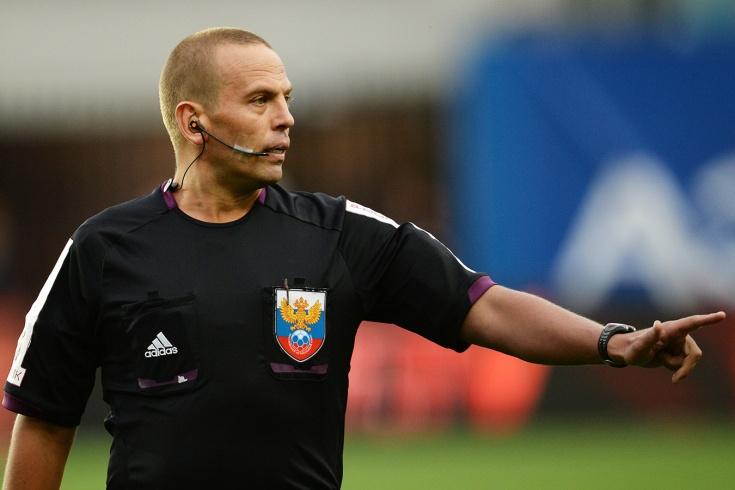 Егоров ответил на призыв «Уфы» уволить его из-за п
