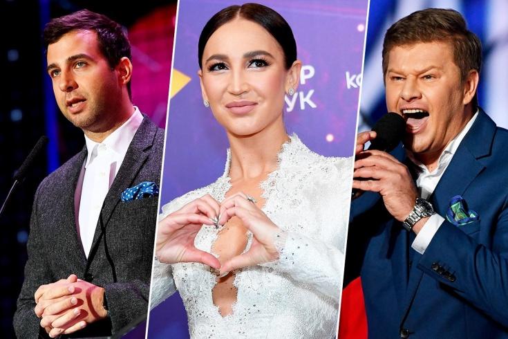 Провал сборной России комментируют звёзды