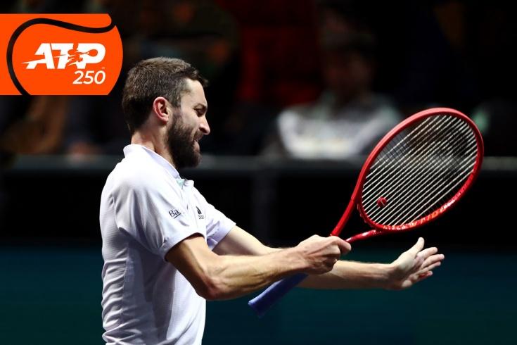 Скандалы и сенсации на турнире ATP-250