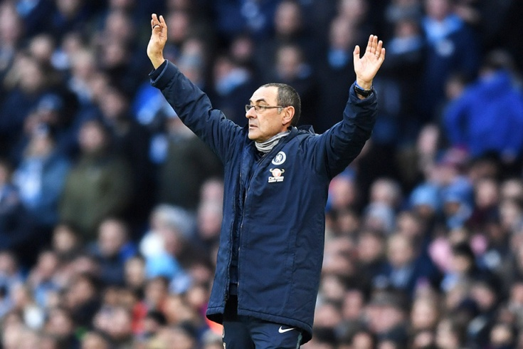 «Челси» – «Манчестер Сити» — 0:0 (3:4), Кубок лиги