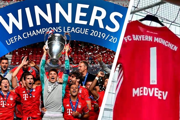 Криштиану Роналду поддержал Хабиба Нурмагомедова, «Бавария» – Даниила Медведева, почему в России любят только футбол