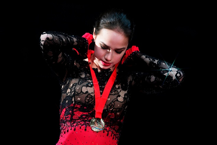 Почему Загитова не заслужила «Оскар» ISU Awards