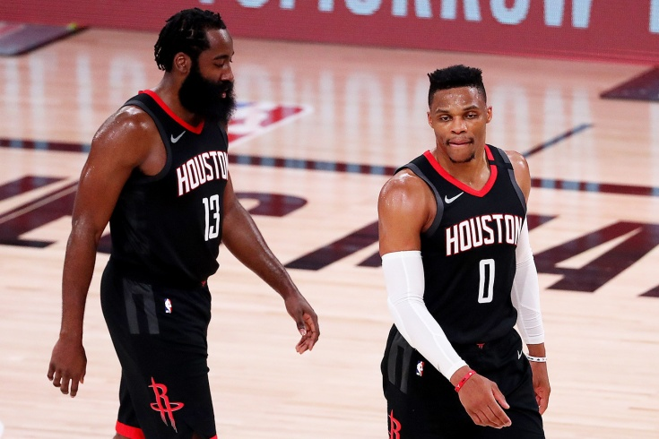 Распад топ-клуба НБА. «Хьюстон» зашёл в беспросветный тупик