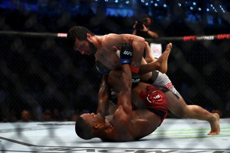 Бои, Зубайра Тухугов — Кевин Агилар на UFC Fight Night 168, Амосов — Рут, Bellator 239