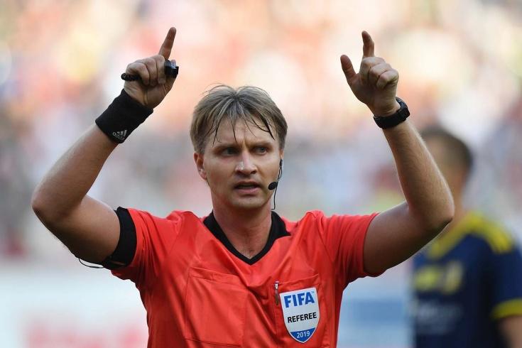 Арбитр Лапочкин отстранён УЕФА на 10 лет! Почему?