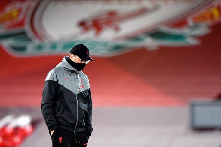 «Ливерпуль» — «Лестер». Прогноз на матч 22.11.2020