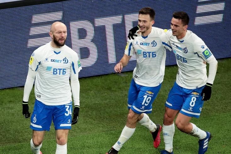 «Ростов» — «Динамо Москва», 28 ноября 2020 года, прогноз и ставка на матч чемпионата России