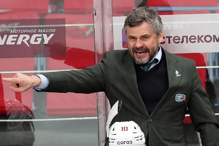 «Авангард» обыграл «Ак Барс» в пятом матче финала Востока КХЛ, Квартальнов эмоционально ответил на вопросы журналистов