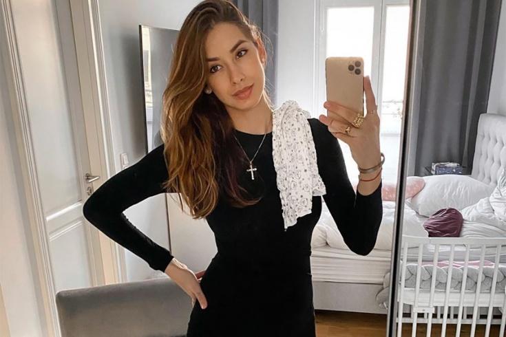 Как выглядит бывшая подруга теннисиста Александра Зверева после родов, сам отец играет в Америке и дочь ещё не видел