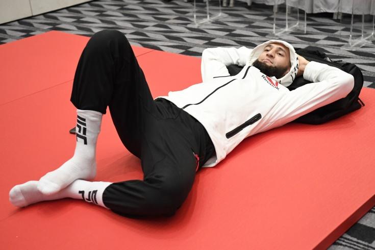 С Хамзатом Чимаевым UFC превращается в рестлинг, Дана Уайт нарушает спортивные принципы