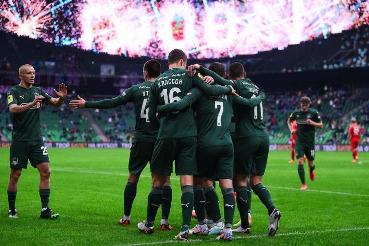 «Краснодар» — «Севилья», 24 ноября 2020 года, прогноз и ставка на матч Лиги чемпионов